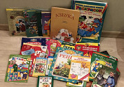 Детские книги, прописи, раскраски, развивающие кни Хабаровск