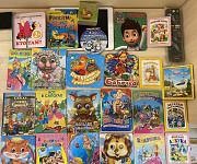 Детские книжки 30 шт Салехард