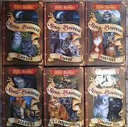 Коты-воители, серия книг Белгород
