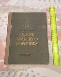 Облик будущего Воронежа. Н.В. Троицкий 1953 год Воронеж