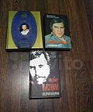 Книги и открытки о Владимире Высоцком Тверь