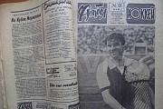 Еженедельник Футбол - Хоккей 1987-1990 СССР Пермь