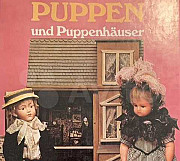 Книга puppen und Puppenhauser, Eileen King Ростов-на-Дону