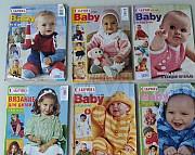 Вязание журналы. Сабрина Baby Москва