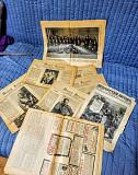 Газета,новое время 1916 г Санкт-Петербург
