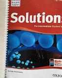 Solutions pre-intermediate Пермь
