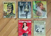 Журналы Cosmopolitan, FW Роман-Газета, Караван Екатеринбург