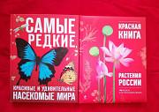 Красная книга (цена за обе) Курск