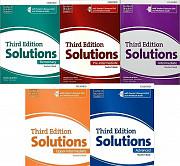 Solutions (3rd Edition): teachers book все уровни Красноярск