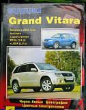 Руководство по ремонту и обслуживанию Suzuki Grand Тверь