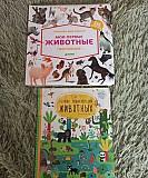 Детские книги clever Новосибирск