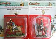 Del Prado Napoleonic cavalry 2 Мурманск