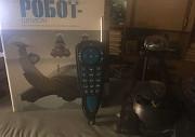 Журнал Робот, игрушка на радио управлении, робот ш Орел