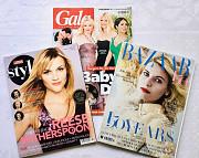Глянцевые журналы Harpers Bazaar, Style, Gala Челябинск