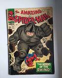 The amazing spider-man #41 Тюмень