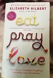 Eat, pray, love/Есть, молиться, любить Elizabeth G Великий Новгород