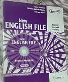 New english file beginner workbook Липецк